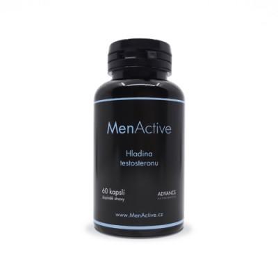 MenActive, tesztoszteron szint