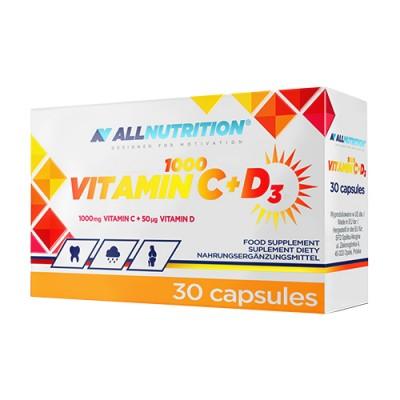 C-vitamin 1000 + D3
