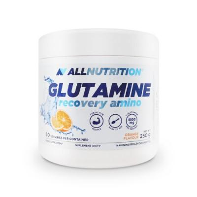 Glutamin, narancs ízben, 250 g