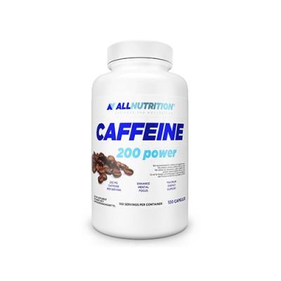 Koffein 200 mg, 100 kapszula