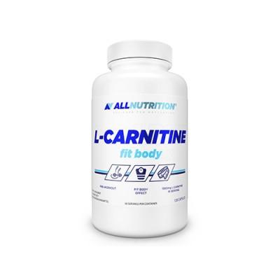 L-karnitin, 120 kapszula