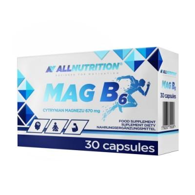 Magnézium + B6