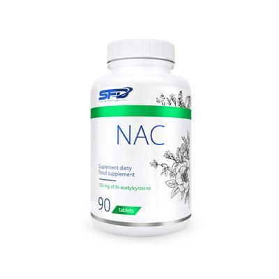 NAC tabletta
