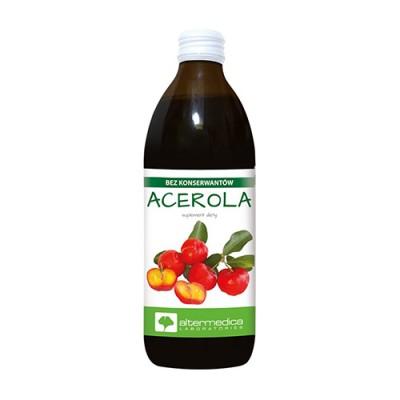 Acerola gyümölcslé