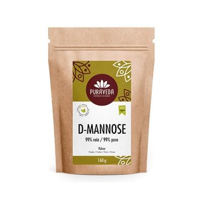 D-mannóz por