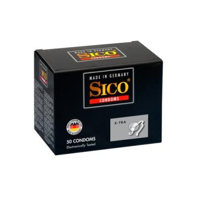SICO X-tra óvszerek