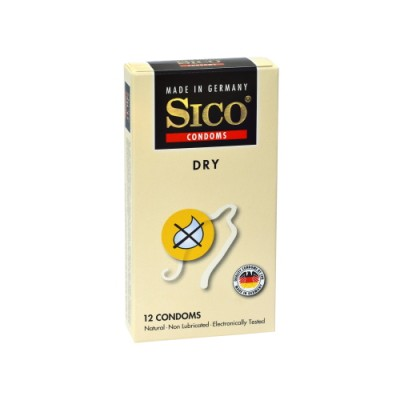 SICO Dry óvszerek