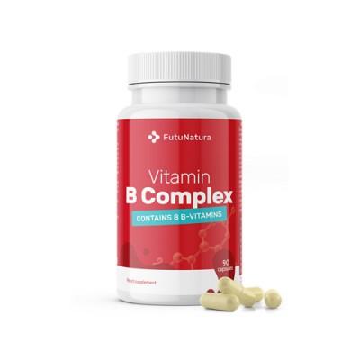 B-vitamin komplex kapszulák