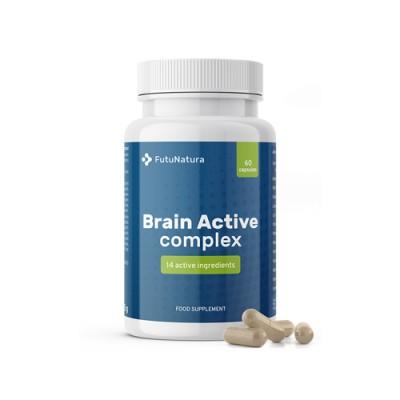 Brain Active complex - koncentráció