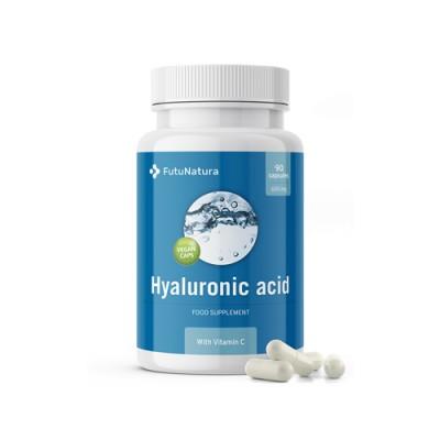 Hialuronsav 600 mg + C-vitamin