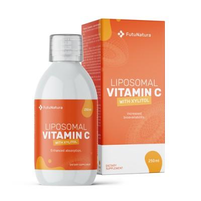 Liposzómás C-vitamin