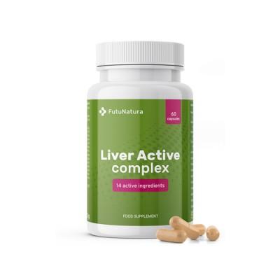 Liver Active complex - máj