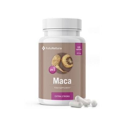 Maca 20:1 Extra Strong 8000 mg