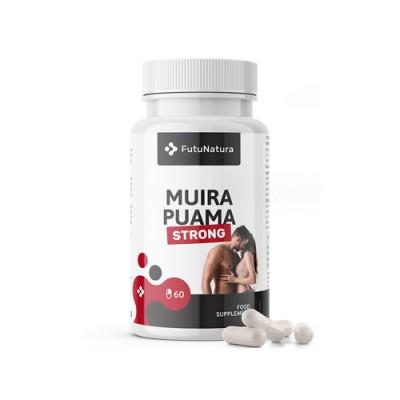 Muira puama - a termékenység fája