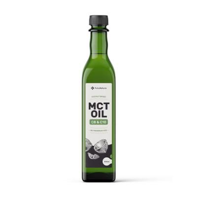 100% kókusz alapú MCT olaj