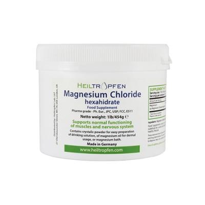 Magnézium-klorid, 454 g