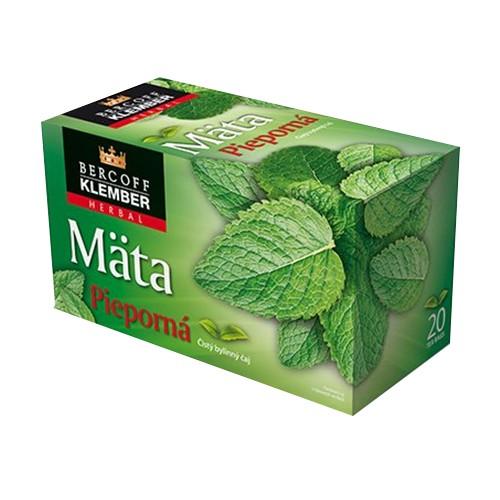 menta tea fogyás
