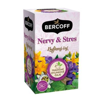 Szorongás és stressz elleni tea