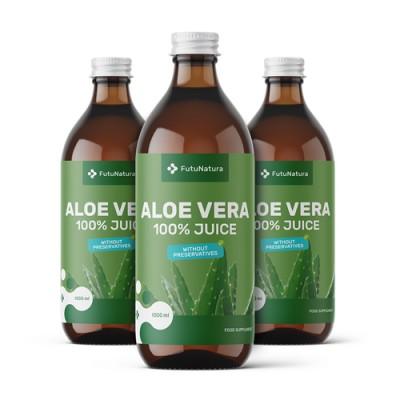 Aloe vera metabolizmus