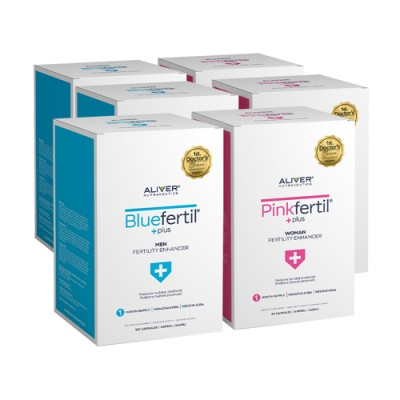 BlueFertil + PinkFertil csomag