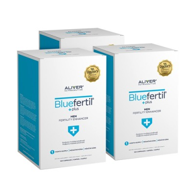 BlueFertil - férfi termékenység csomag