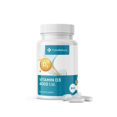 D-vitamin tabletta