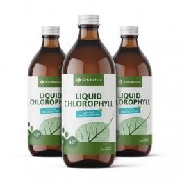 Újdonság a táplálkozásban : folyékony klorofill Folyékony és rossz lehelet