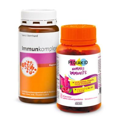 immunrezisztencia gyermekek és felnőttek számára