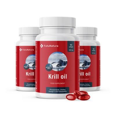 Krill olaj Superba2™