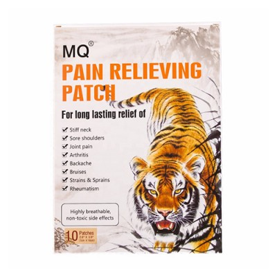 Tigris fájdalomcsillapító tapaszok