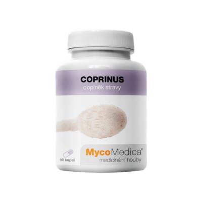 Coprinus gombák