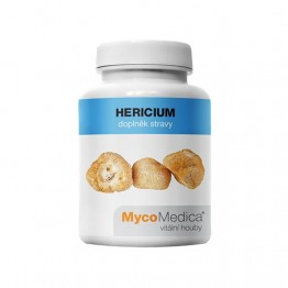 Hericium - gombák, 90 kapszula