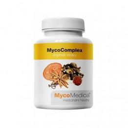 MycoComplex - 4 gomba keveréke, 90 kapszula