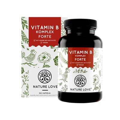B-vitamin komplex forte kapszulák
