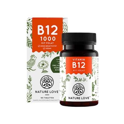 B12-vitamin tabletták