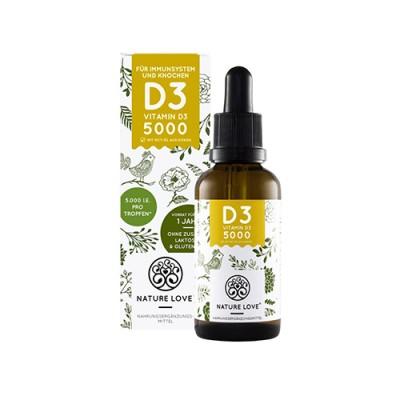 D3-vitamin cseppek