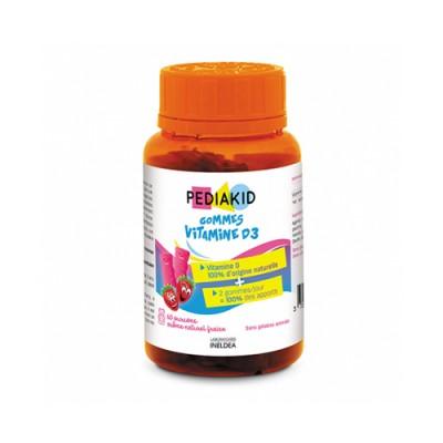 D3-vitamin gyerekeknek, 60 gumimaci