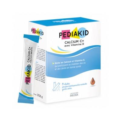 Kalcium + D3-vitamin gyerekeknek