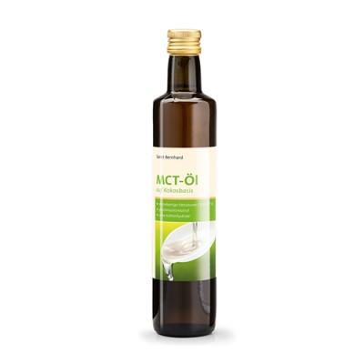 MCT olaj C8 - C10, 500 ml