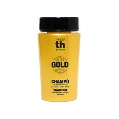 GOLD sampon folyékony arannyal, 250 ml