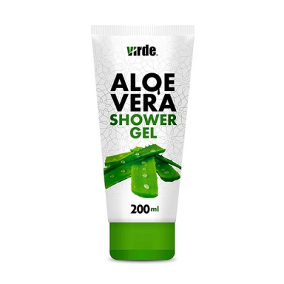 Aloe vera tusfürdő gél
