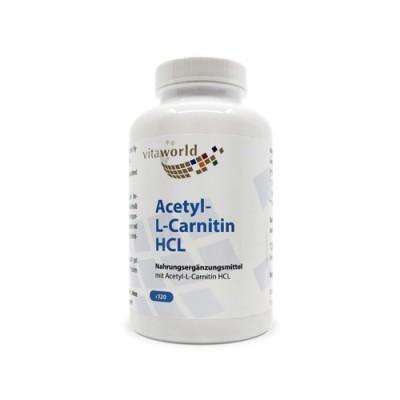 BEST Acetil-L-karnitin kapszula (Étrend-kiegészítő)