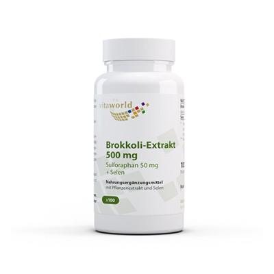 Brokkoli szelénnel - antioxidáns