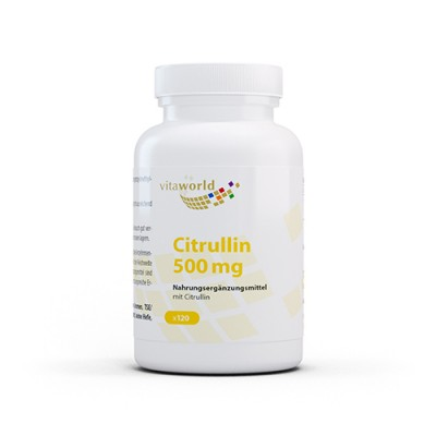 Citrullin kapszulák sportolók számára