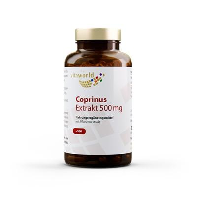 Coprinus kapszulák