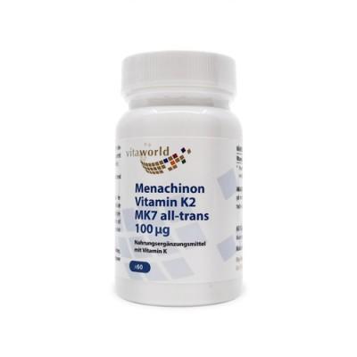 K2-vitamin menakinon MK-7