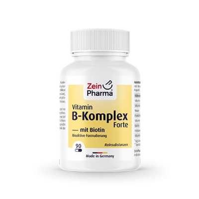 Komplex B-vitaminok