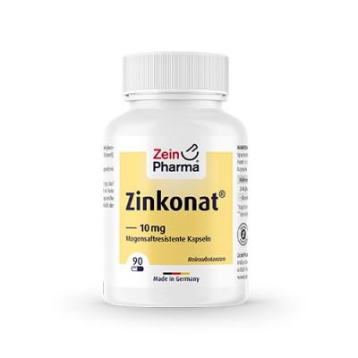 Cink-glükonát, zinkonát
