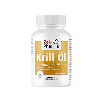 Krill olaj Superba