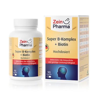 Szuper B-komplex + Biotin